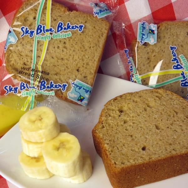 WBSBN270 Ban Bread Slice